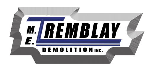 Logo Tremblay Démolition